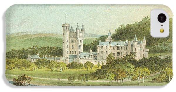 Balmoral Castle, Scotland IPhone 5c Case by English School
