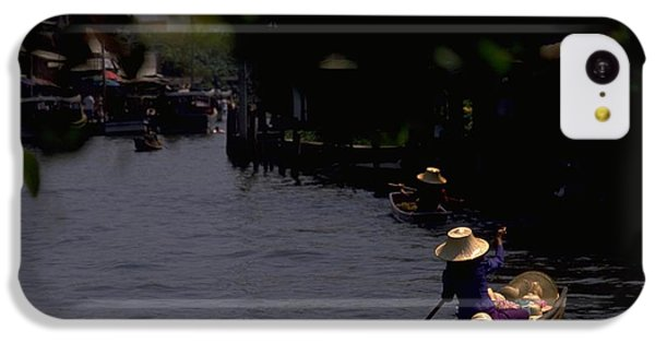 Bangkok Floating Market IPhone 5c Case