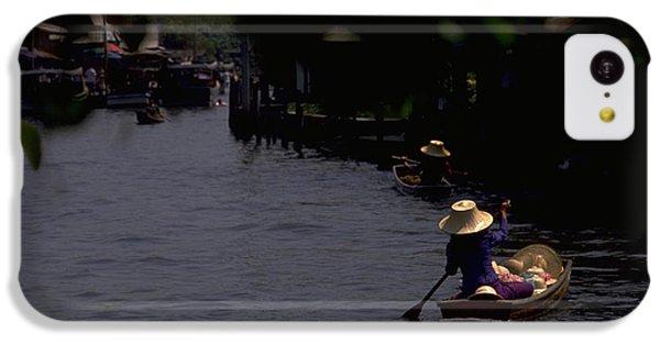 Bangkok Floating Market IPhone 5c Case