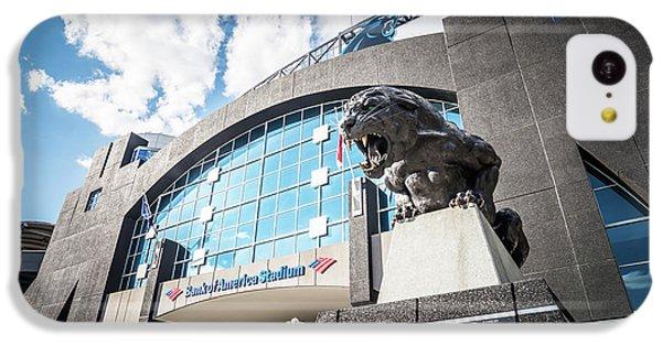 Bank Of America Stadium Carolina Panthers Photo IPhone 5c Case