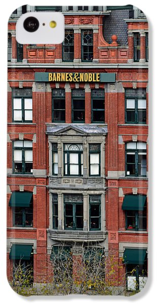 Barnes And Noble Union Square  IPhone 5c Case