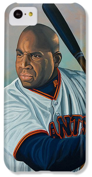 Barry Bonds IPhone 5c Case