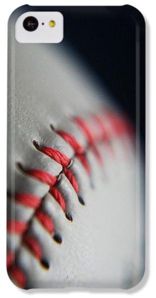 Baseball Fan IPhone 5c Case by Rachelle Johnston