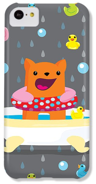 Bath Time  IPhone 5c Case
