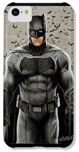 Batman Ben Affleck IPhone 5c Case