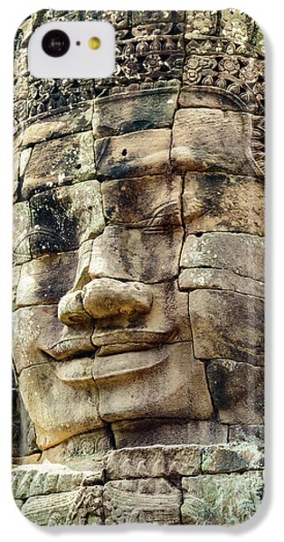 Bayon 2 IPhone 5c Case by Werner Padarin