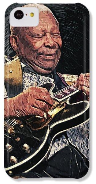 B.b. King II IPhone 5c Case