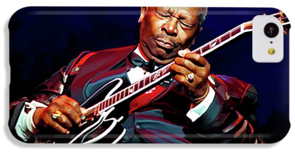 Bb King IPhone 5c Case