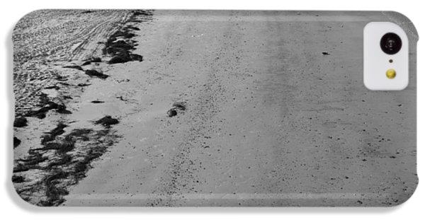 iPhone 5c Case - Beach by Bike Flower