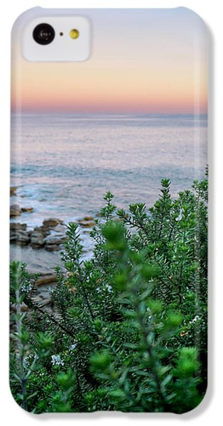 Featured Images iPhone 5c Case - Beach Retreat by Az Jackson