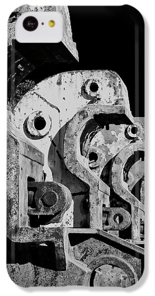 IPhone 5c Case featuring the photograph Beam Bender - Bw by Werner Padarin