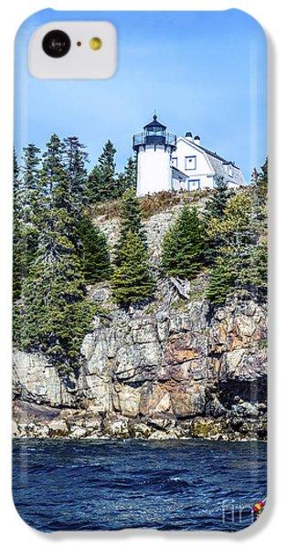 Bear Island Lighthouse IPhone 5c Case