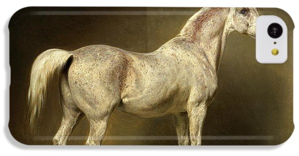 Horse iPhone 5c Case - Beatrice by Carl Constantin Steffeck