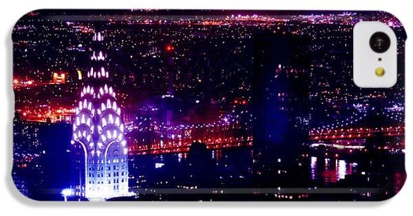 Beautiful Manhattan Skyline IPhone 5c Case