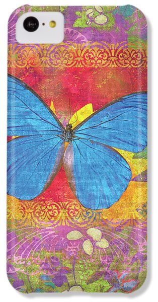Beauty Queen Butterfly IPhone 5c Case