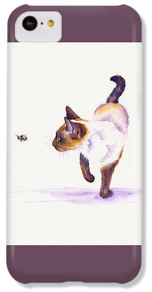 Bee Free IPhone 5c Case