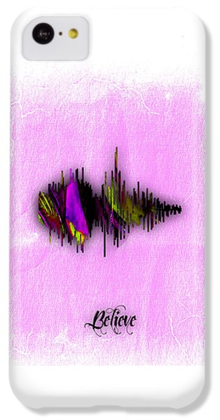 Belive Recorded Soundwave Collection IPhone 5c Case