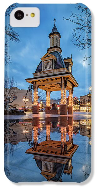 Bell Tower  In Beaver  IPhone 5c Case