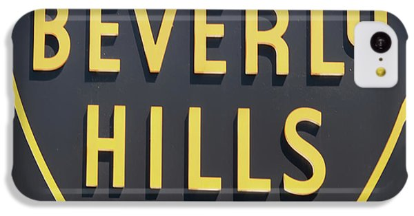 Beverly Hills Sign IPhone 5c Case