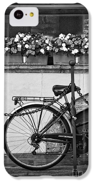 Bicycle With Flowers IPhone 5c Case