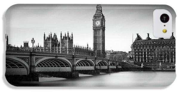 Big Ben IPhone 5c Case by Ivo Kerssemakers