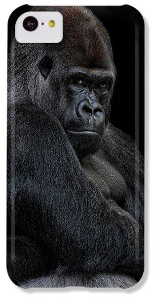 Big Silverback IPhone 5c Case