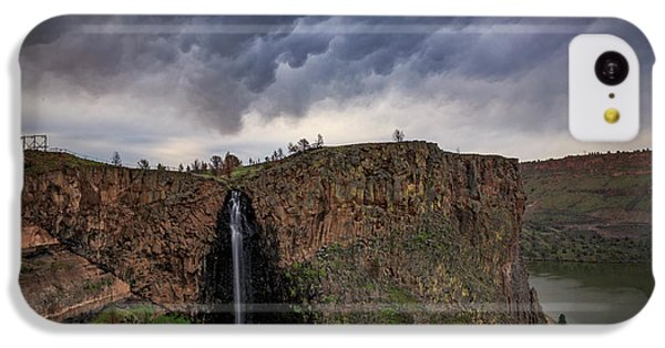 Billy Chinook Falls IPhone 5c Case
