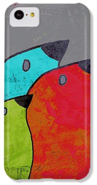 Birdies - V11b IPhone 5c Case