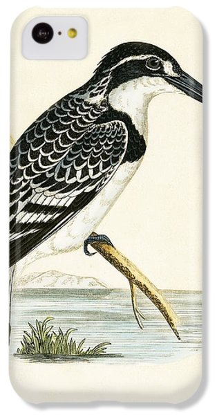 Black And White Kingfisher IPhone 5c Case