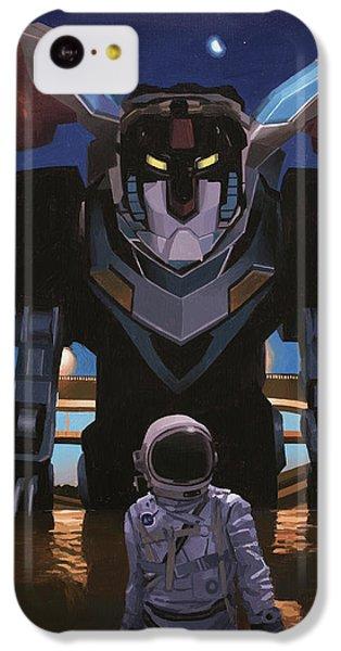 Black Lion IPhone 5c Case