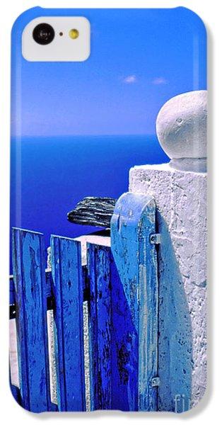 Blue Gate IPhone 5c Case