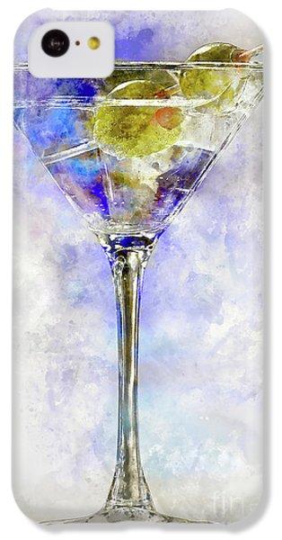 Blue Martini IPhone 5c Case