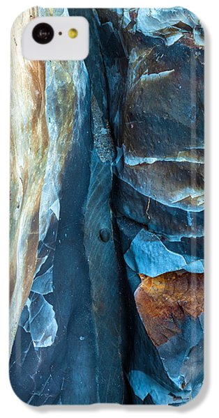 Landscapes iPhone 5c Case - blue Pattern 2 by Jonathan Nguyen