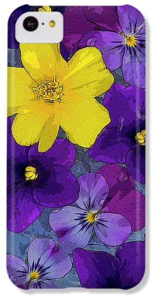 Fairy iPhone 5c Case - Blue Pond by JQ Licensing