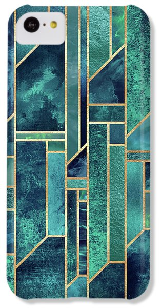 Blue Skies IPhone 5c Case by Elisabeth Fredriksson