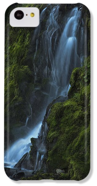 Blue Waterfall IPhone 5c Case