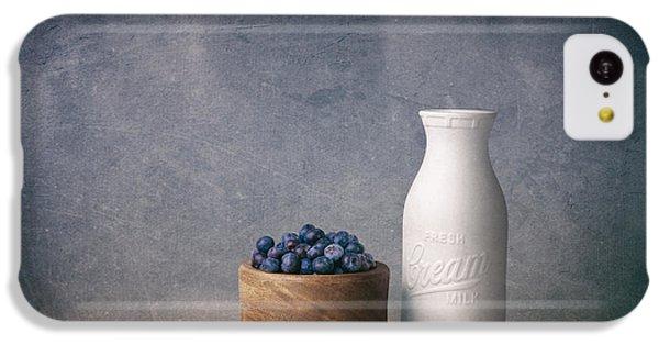 Blueberries And Cream IPhone 5c Case