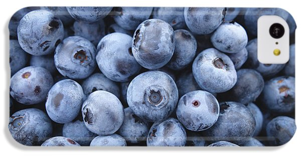 Blueberries IPhone 5c Case by Happy Home Artistry