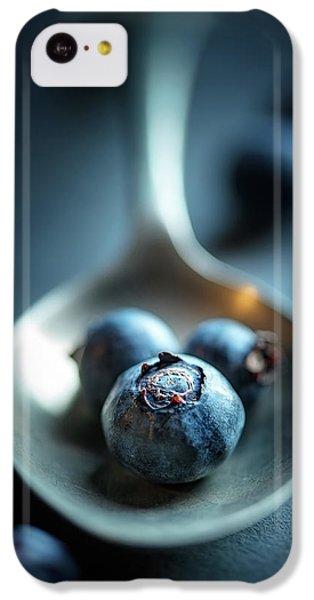 Blueberries Macro Still Life IPhone 5c Case