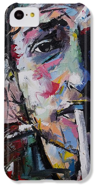 Bob Dylan IPhone 5c Case by Richard Day