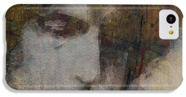 Bob Dylan iPhone 5c Case - Bob Dylan - The Times They Are A Changin' by Paul Lovering