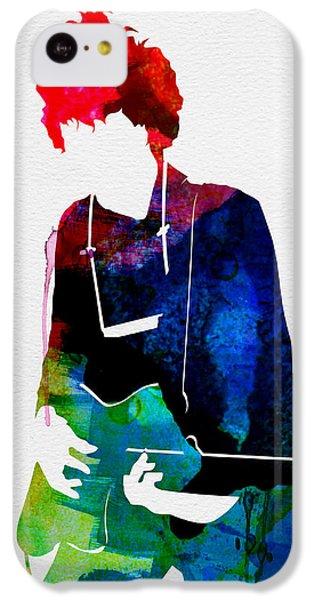 Bob Watercolor IPhone 5c Case by Naxart Studio