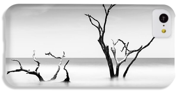 Bull iPhone 5c Case - Boneyard Beach Viii by Ivo Kerssemakers