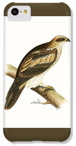 Booted Eagle IPhone 5c Case