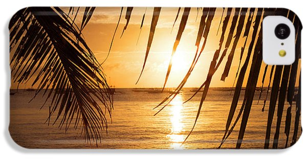 Venice Beach iPhone 5c Case - Boracay Philippians 5 by Mark Ashkenazi