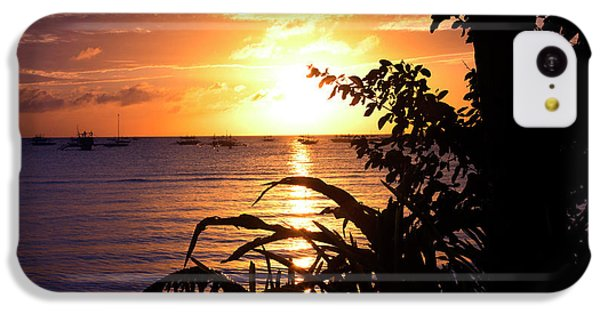 Venice Beach iPhone 5c Case - Boracay,philippians  2 by Mark Ashkenazi