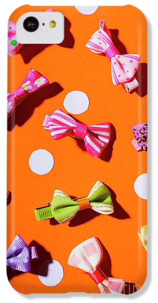 IPhone 5c Case featuring the photograph Bow Tie Party by Jorgo Photography - Wall Art Gallery