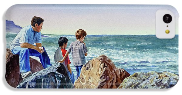 Boys And The Ocean IPhone 5c Case