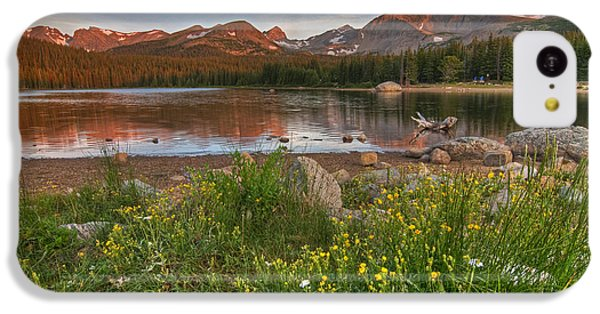 IPhone 5c Case featuring the photograph Brainard Lake by Gary Lengyel
