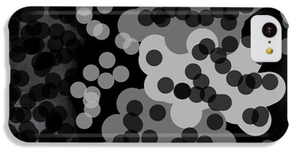 The Art Of Gandy iPhone 5c Case - Breaking Through The Shadows by Joan Ellen Gandy